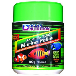 Ocean Nutrition Formula Two Small, Marine Pellet 400g