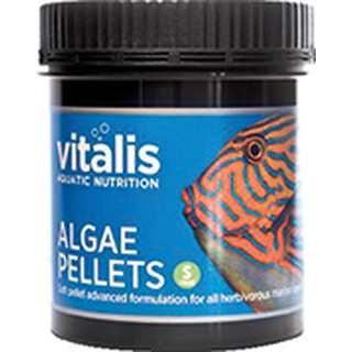 Vitalis Algae Pellets S, 1,5mm 60g