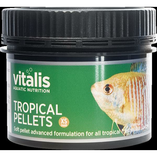 Vitalis Tropical Pellets XS, 1mm 60g