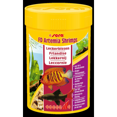 Sera FD Artemia Shrimps, 100ml